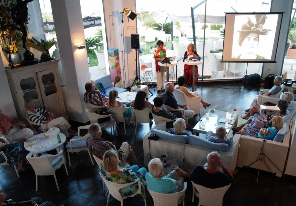 Autorenlesung im Cafe del Mar