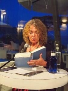 Die Autorin Elke Vesper