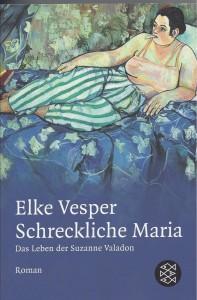 Cover Schreckliche Maria