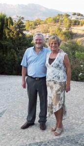G. Droogenbrodt und Verena Eichenberger