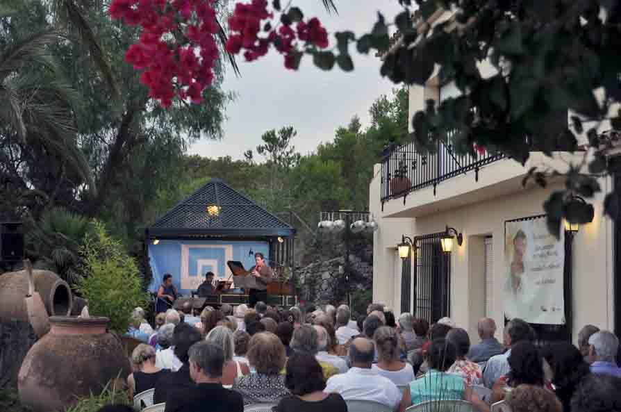 Poetische Abendkonzerte Stiftung ITHACA
