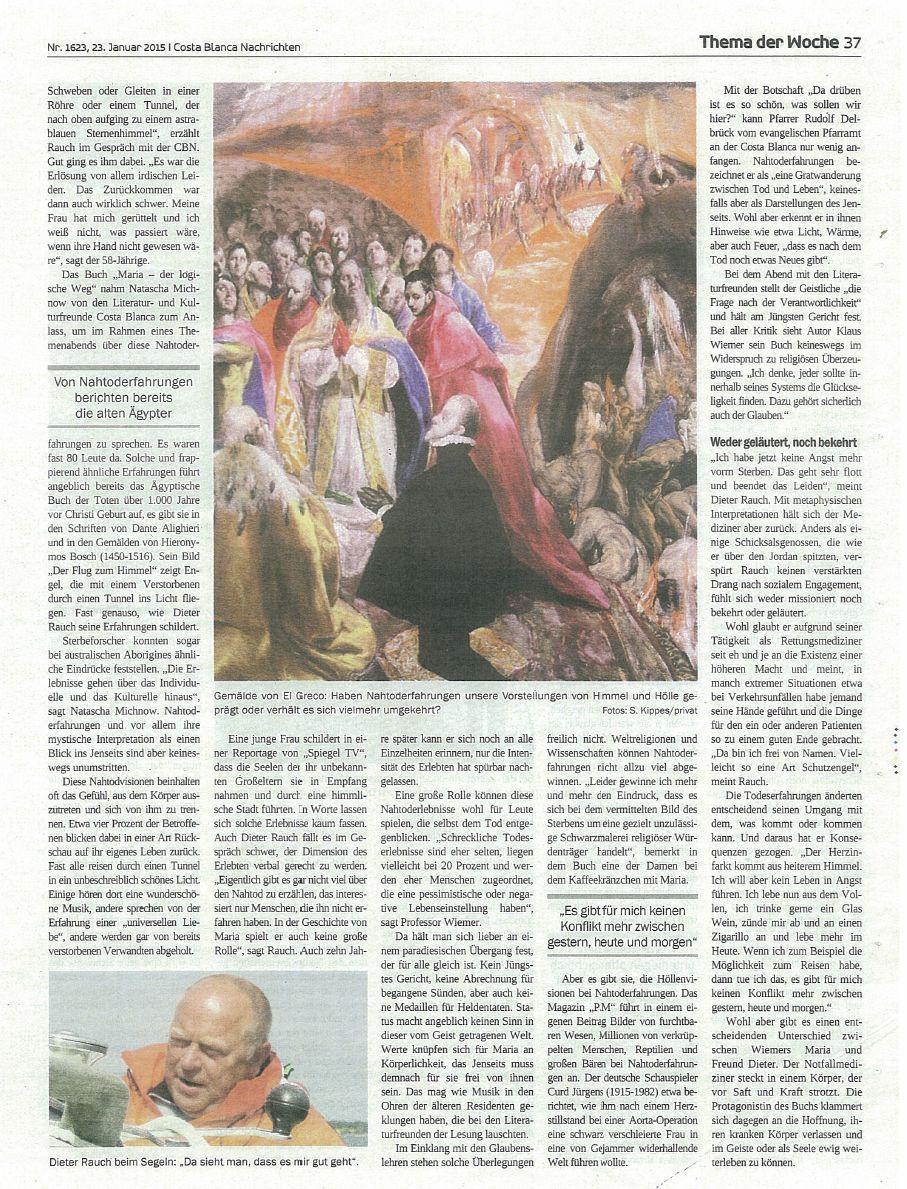 2. Seite CBN Artikel vom 23. Januar 2015