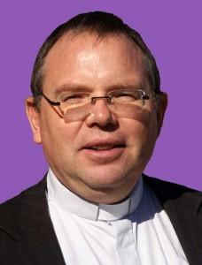 Pfarrer Rudolf Delbrück