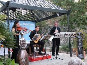 Poetische Abendkonzerte Altea 2014