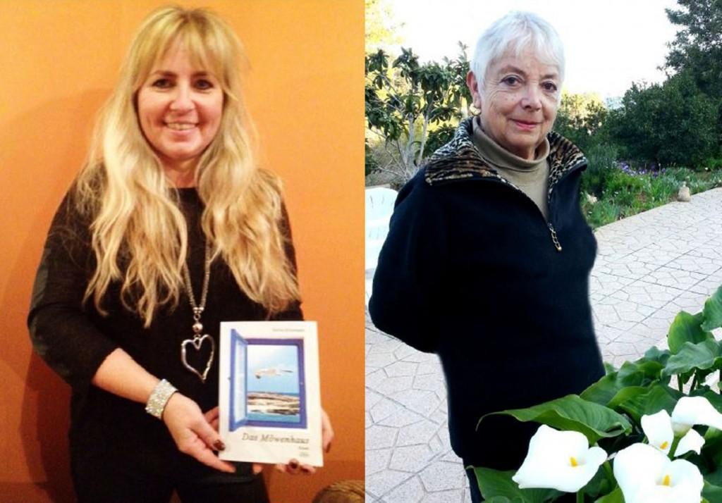 Autorinnen von li. Sylvia Klinzmann und Dagmar Meyer kl.