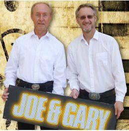 Musiker Joe und Gary