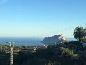 Pedramala - Ifach