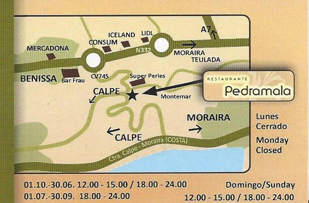 Pedramala-plan