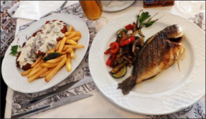 La Terraza-Hauptgericht