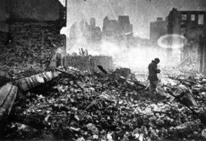 Ruinen von Guernica