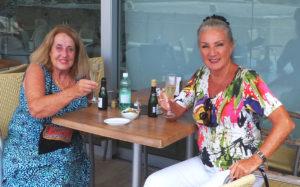 Freunde an der Costa Blanca
